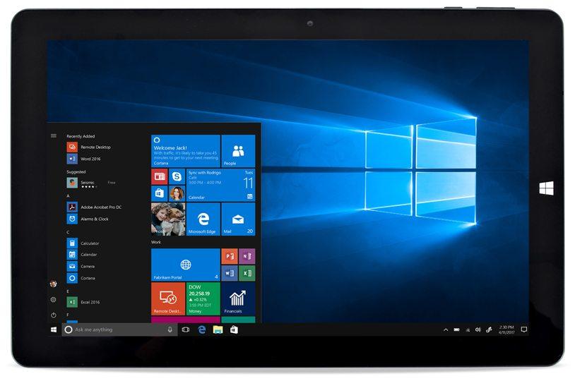 iOTA recommends Windows 10